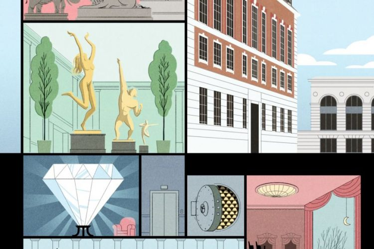 House of Secrets – The New Yorker