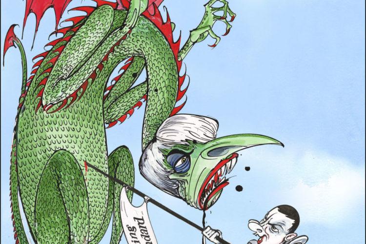 George Osborne's Revenge